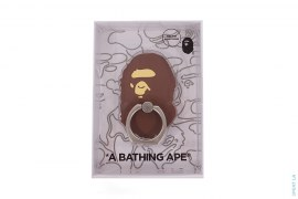 Classic Apehead Smartphone Ring by A Bathing Ape