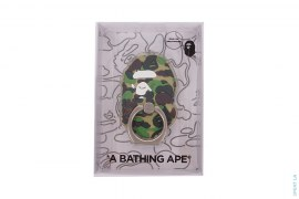 ABC Camo Apehead Smartphone Ring by A Bathing Ape