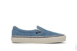 OG Classic LX Niagra Low-Top Slip-On Shoes by Vans x Stussy