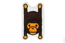 Baby Milo Figure Rug by A Bathing Ape