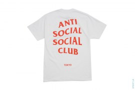 TYO City Tee by Anti Social Social Club