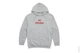 No Drama Full Logo Pullover Hoodie by Anti Social Social Club