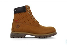 "6"" Boot Supreme X Comme Des Garcons Wheat by Timberland x Supreme x Comme des Garcons"