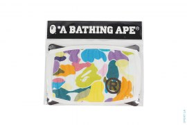 Multi Camo Cotton Mouth Face Mask by A Bathing Ape