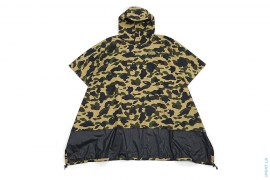 1st Camo Recreational Equipment Poncho by A Bathing Ape