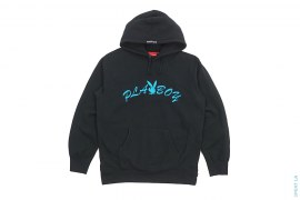 Playboy Bunnie Logo Pullover Hoodie by Supreme x Playboy