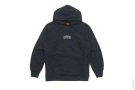 Glitter Arc Hoodie by Supreme