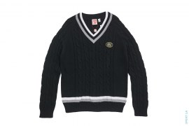 Tennis Sweater by Supreme x Lacoste
