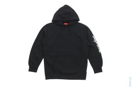 Sleeve Patch Hoodie by Supreme