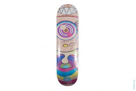 Mouth Skateboard Deck by Takashi Murakami x ComplexCon