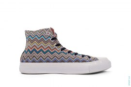 CT Spec All Star Hi by Converse x Missoni