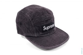 Denim Camp Cap by Supreme
