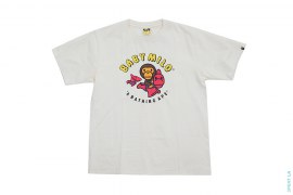 Baby Milo Dinosaur Tee by A Bathing Ape