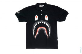 Shark Polo Shirt by A Bathing Ape