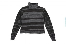 Mixed Blend Turtleneck Sweater by Stephan Schneider