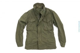OG Vietnam 1st Pattern M65 M-1965 Field Jacket by unbranded
