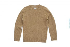 Wool Crewneck Sweater by Gant Rugger
