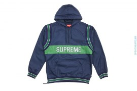 Team Half Zip Pullover by Supreme