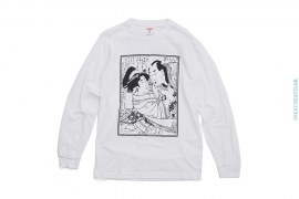 Shunga Long Sleeve Tee by Supreme x Sasquatchfabrix