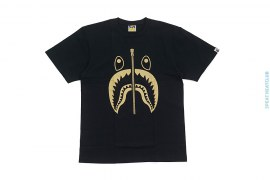 Glitter Shark Tee by A Bathing Ape