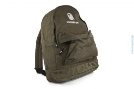 Apehead Backpack by A Bathing Ape