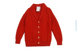 6A Shawl Cardigan by Inverallan
