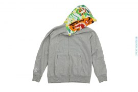 City Limited Hong Kong Funthera Militia Tiger Hoodie by A Bathing Ape