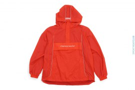 Overhead Loose-fit Hooded Anorak Jacket by Vetements