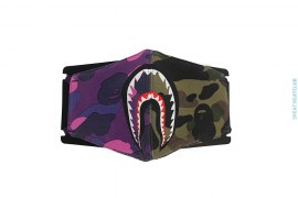 Mix Camo Face Mask by A Bathing Ape