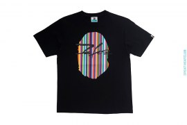 20th Anniversary Apehead Tee by A Bathing Ape x Futura