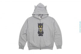 Batman Hoodie by A Bathing Ape x DC Comics