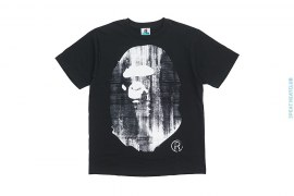 20th Anniversary Apehead Tee by A Bathing Ape x Kanye West