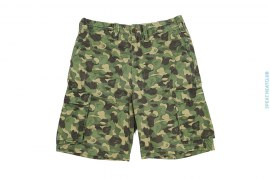ABC Camo 2 Cargo Shorts by A Bathing Ape