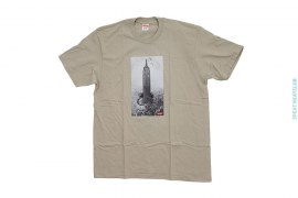 Empire State Tee by Supreme x Mike Kelley
