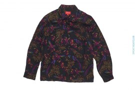 Birds Of Paradise Rayon Button-Up Shirt by Supreme
