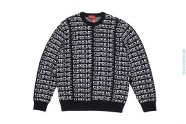Repeat Sweater by Supreme