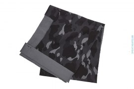 Color Camo Fabric by A Bathing Ape