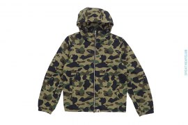 1st Camo Windbreaker Jacket by A Bathing Ape
