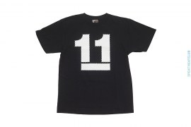11th Anniversary Swarovski Tee by A Bathing Ape
