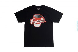 Bapell's Soup Can Logo Tee by A Bathing Ape