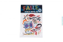 Sticker Set by Faile