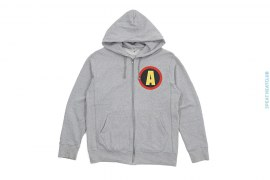 OG A Graphic Angry Ape Hoodie by A Bathing Ape