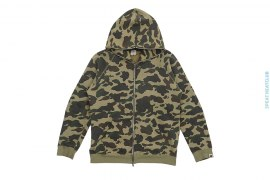 OG Ultimate 1st Camo Vintage Wash Full Zip Hoodie by A Bathing Ape