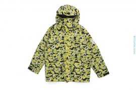 Cloud Camo Snowboard Jacket by Kaws x A Bathing Ape