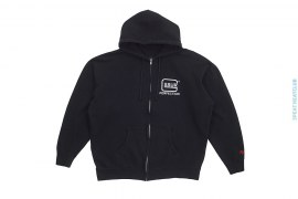 G-lock Perfection Zip-Up Hoodie by SSUR
