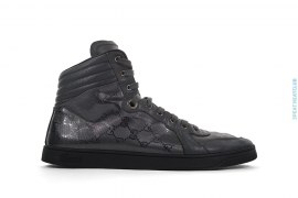Imprime High Top Sneakers by Gucci