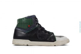 High Top Sneakers by Gucci