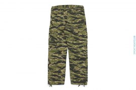 Tiger Camo Cargo Pants by Undefeated
