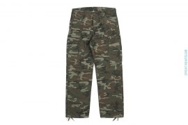 Woodland Camo Cargo Pants by Undefeated