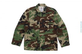 Gonz Butterfly Woodland Camo BDU Jacket by Supreme